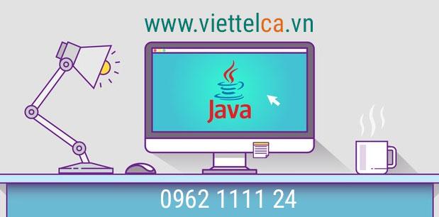 Download Java: phần mềm hỗ trợ nộp thuế qua mạng