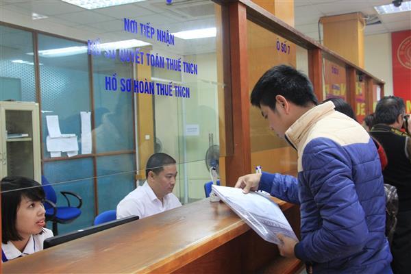 Hoạt động nghiệp vụ tại cơ quan thuế